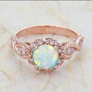 Jewelry - Rainbow Opal Ring